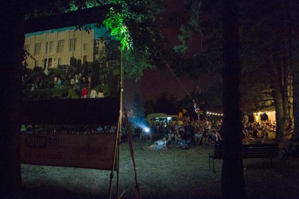 Karaoke v letním kině: Pomáda