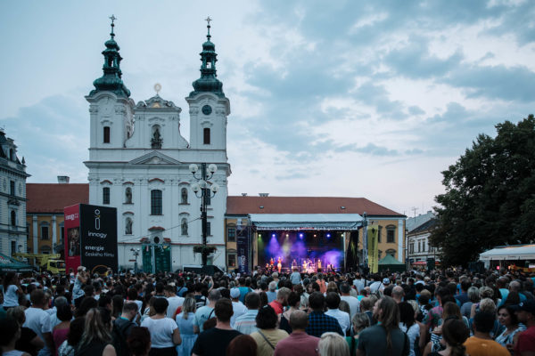 Foto: Tomáš Hejzlar, koncert Bára Poláková