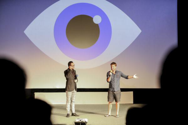 V Uherském Hradišti byl 7.srpna zahájen 46.ročník letní filmové školy. Josef Kubánik, režisér Slávek Horák