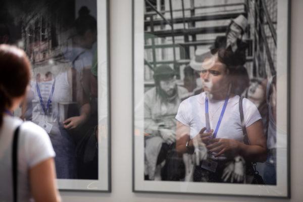V rámci Letní filmové školy se 9. srpna 2020 odehrála vernisáž vernisáž výstavy Karla Cudlína Izrael.