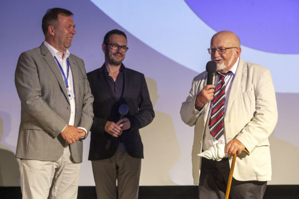 46. Letní filmová škola Uherské Hradiště - cena Vladimír Kröner