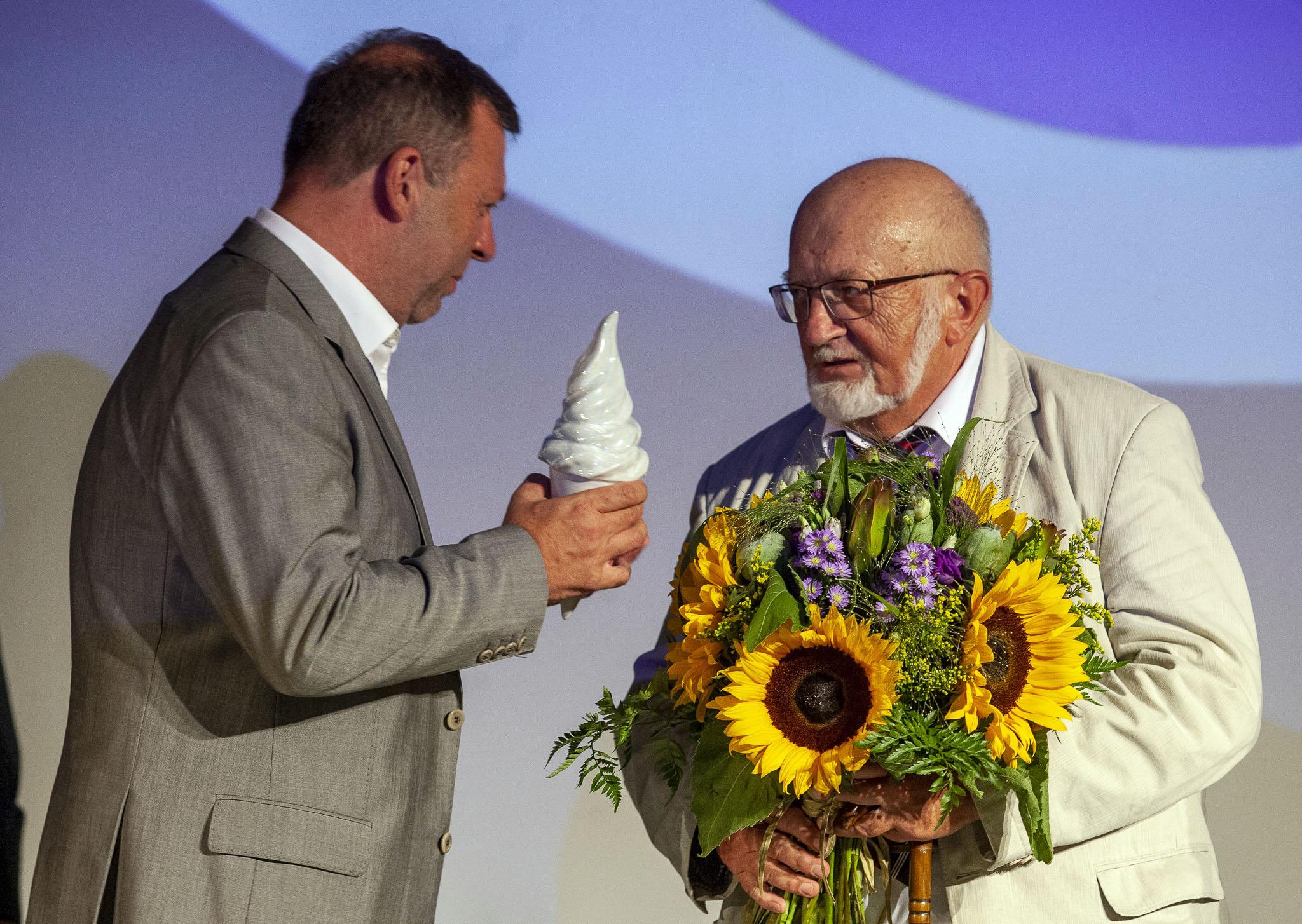 Zmrzlina pro Vladimíra Körnera