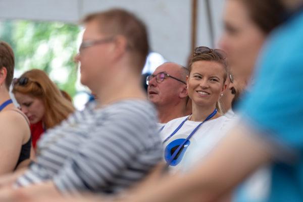 Na Letní filmové škole v Uherském Hradišti proběhla v Respekt stanu11. srpna debata na téma Kácení model. Akce se zůčastil vedoucí kulturní rubriky Respektu Jan H. Vitvar a filmový kritik Kamil Fila.